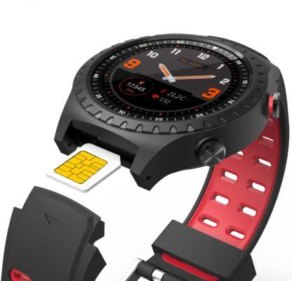 Спортивные смарт-часы — GPS, компас, пульсометр