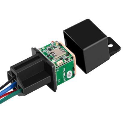 GPS-трекер с дистанционным отключением подачи топлива в случае угона