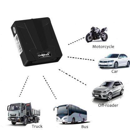 Автономный водонепроницаемый GPS-трекер, на магните, аккумулятор 5000 mAh (до 60 дней), микрофон